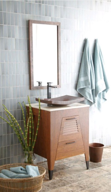 Native Trails Trinidad Vessel Sink Vanity