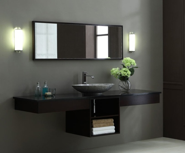BLOX Xylem Modular Floating Bathroom Vanitiy