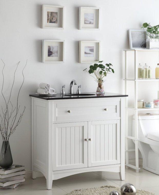 Adelina Antique Bathroom Vanity