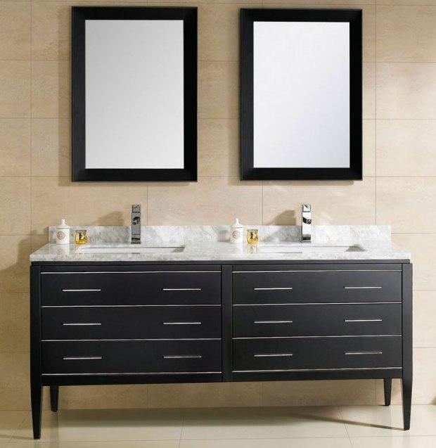 Adornus Camile Double Bathroom Vanity