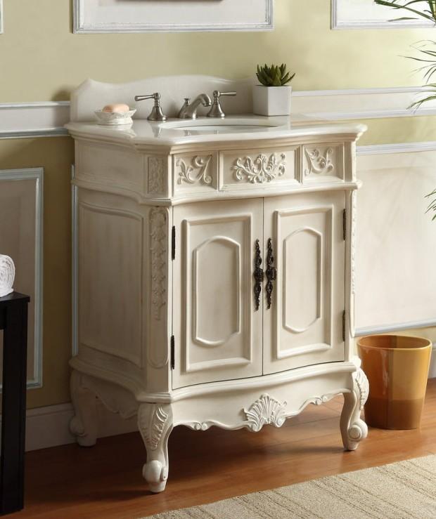 Excellent  Cape Cod Series 30quot Bathroom Vanity Base Amp Reviews  Wayfair